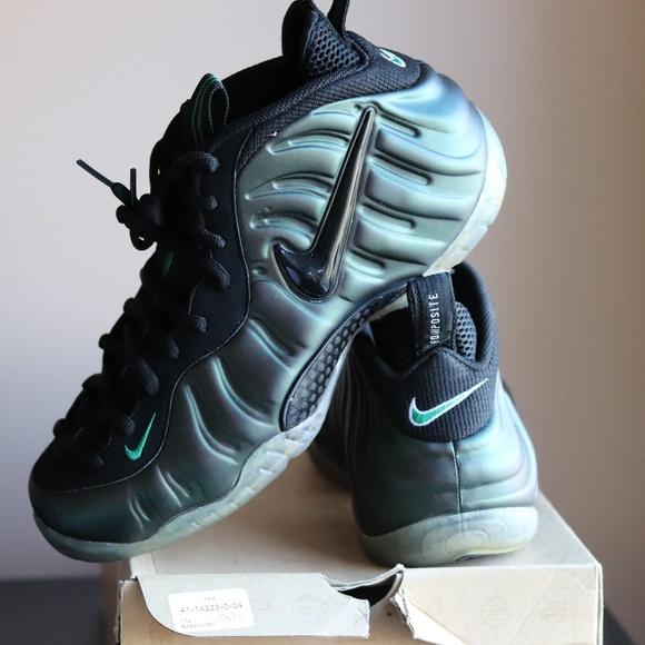 separation shoes acc0f 2c653 Nike Air Foamposite Pro Dark Pine sz 10.5/11 NWT